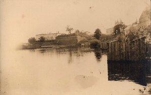 Дубно. Река Иква