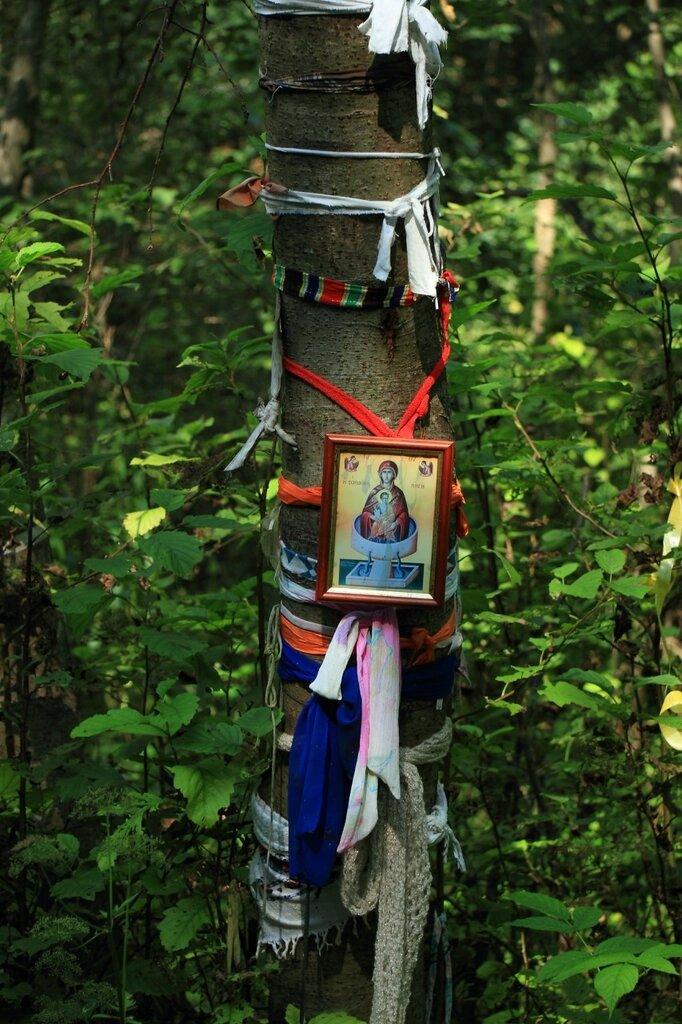 Икона Богоматери у Киндяковского камня