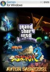 Naruto Storm GTA 3 игра для компьютера