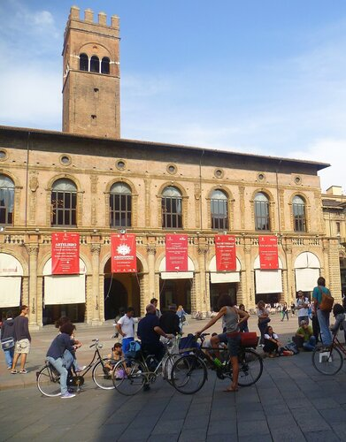 Италия, Болонья.(Italy, Bologna)