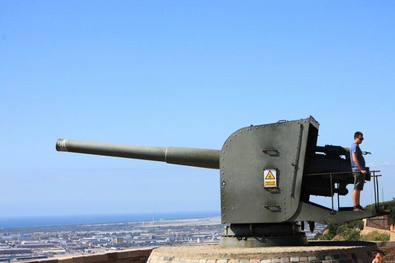 Крепость Монжуик, Барселона (Fortress Montjuïc, Barcelona)