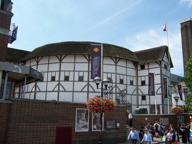Театр «Глобус». Лондон