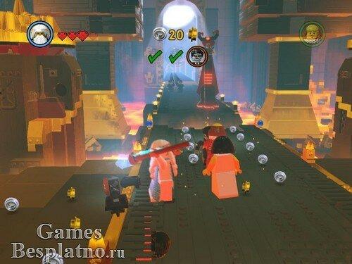 Лего Видеоигра по фильму / The LEGO Movie Videogame