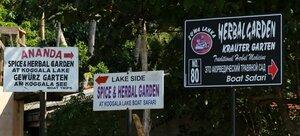 Сад специй, аюрведа на Шри-Ланке, мошенничество