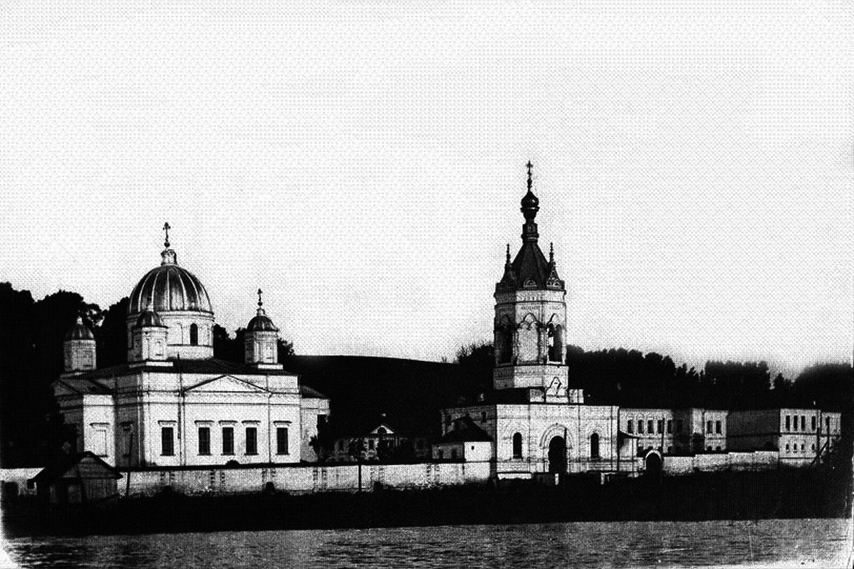 Никольский - Староторжский монастырь