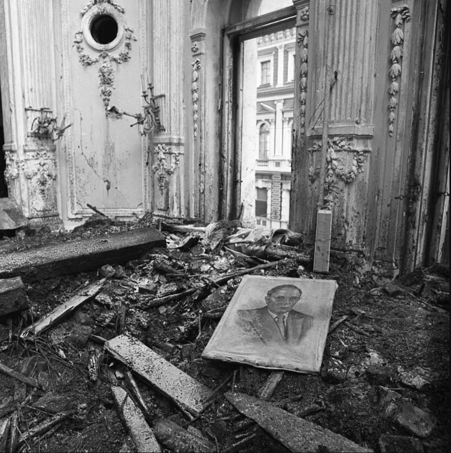 Библиотека Дома писателей на Шпалерной
