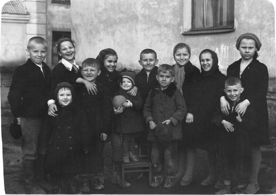1957. Дети Копейска
