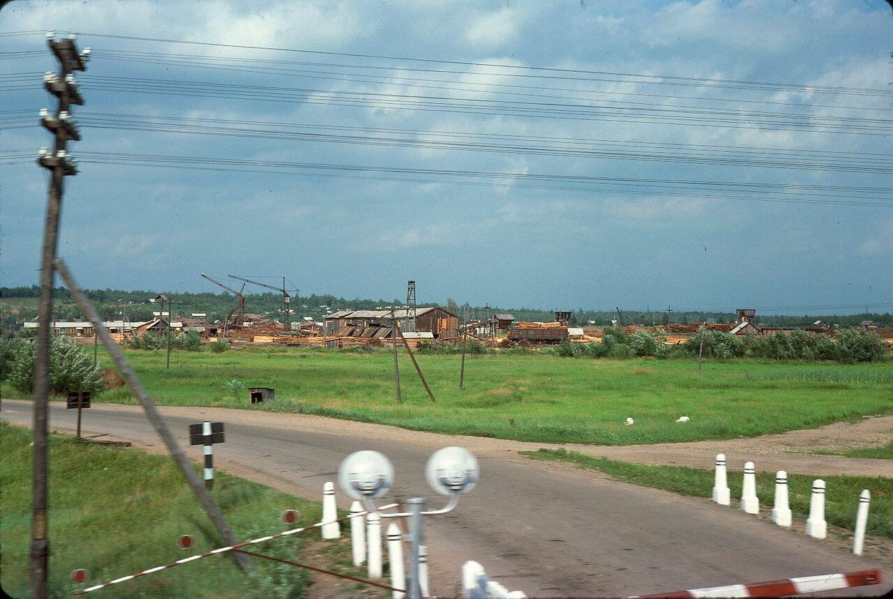 Деревня возле Биробиджана