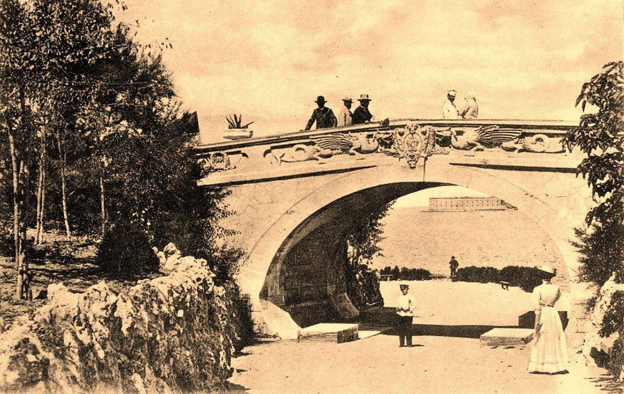 Вид на Приморский бульвар