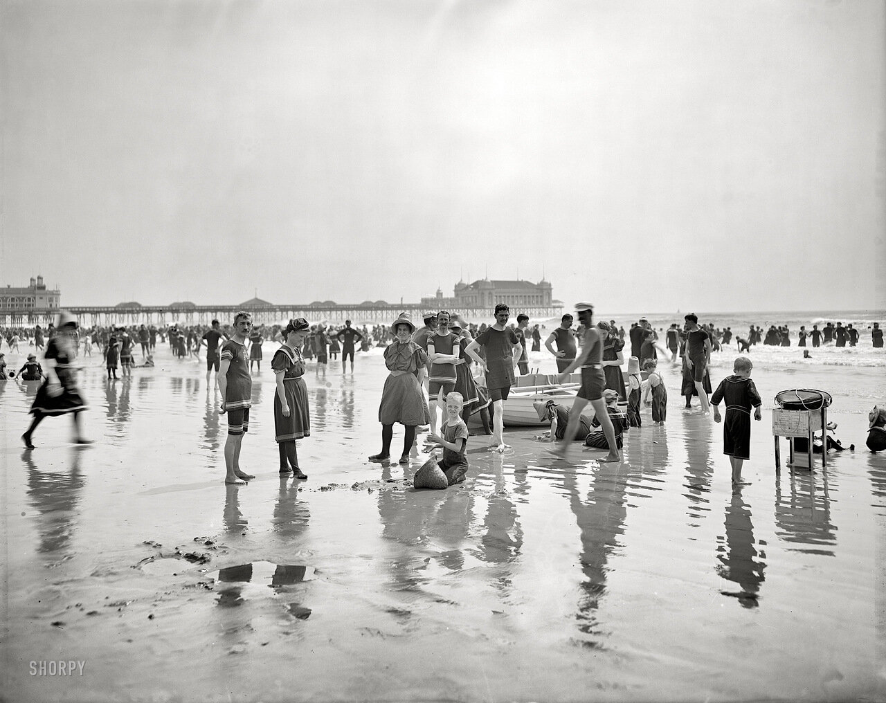 1904. Карнавал душ
