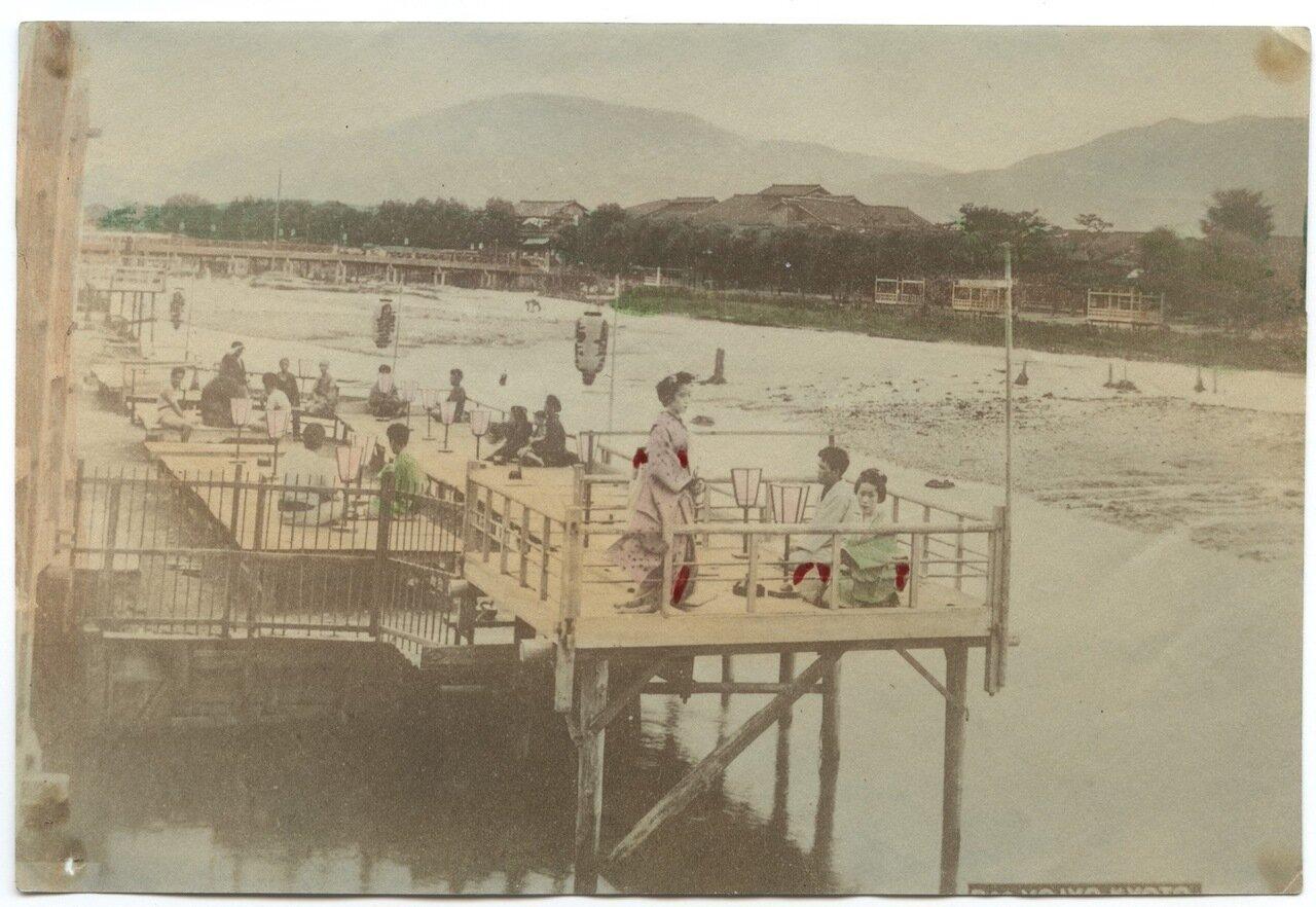 Киото 1880-х годов