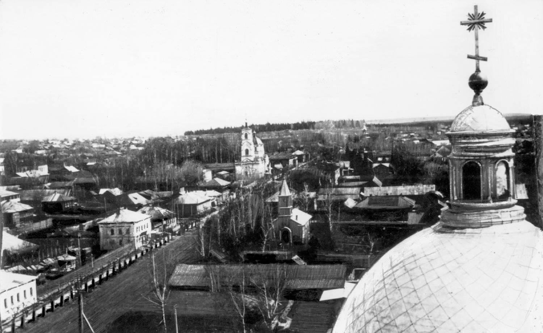 Троицкая улица. 1902