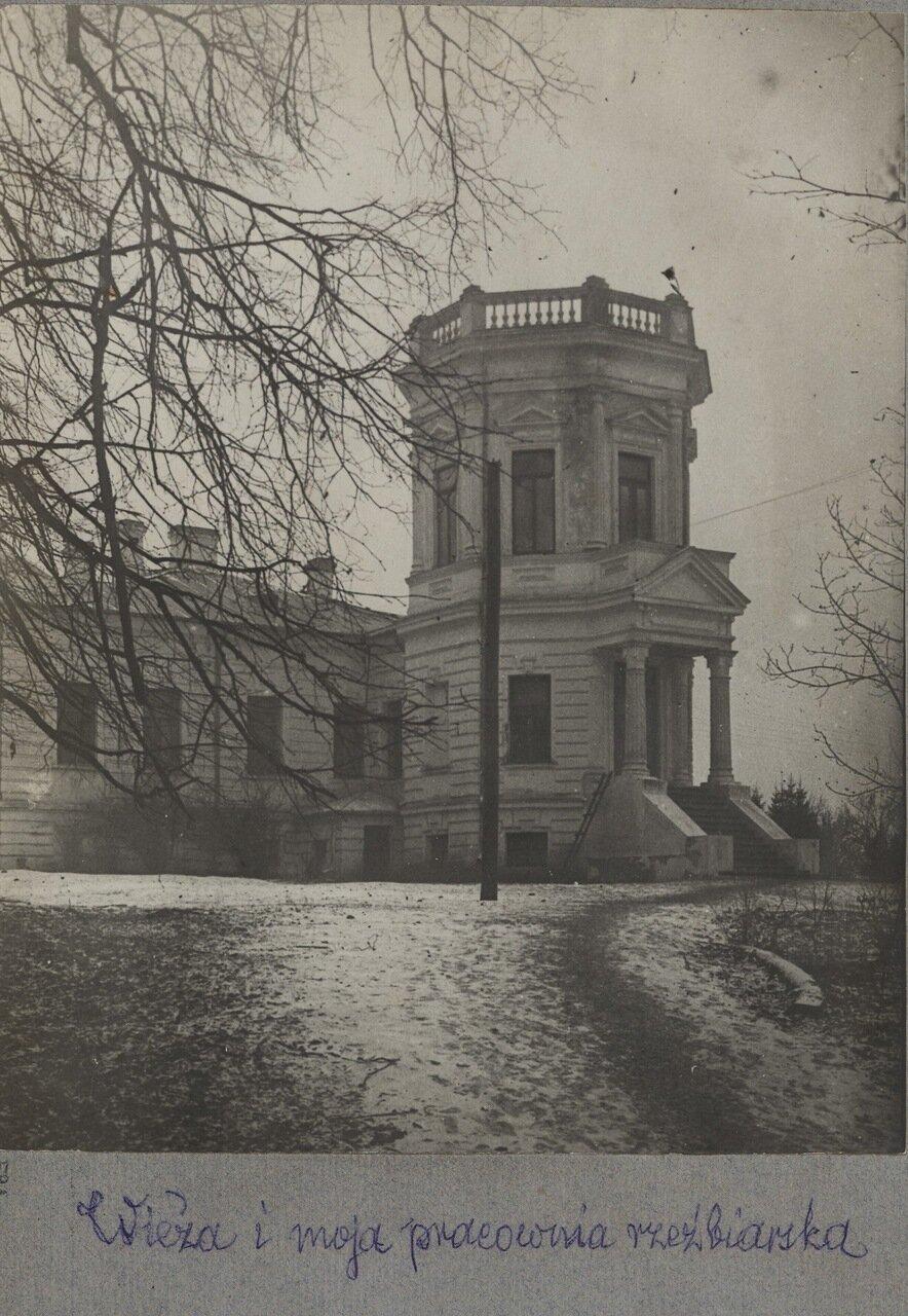 Фрагмент дворца