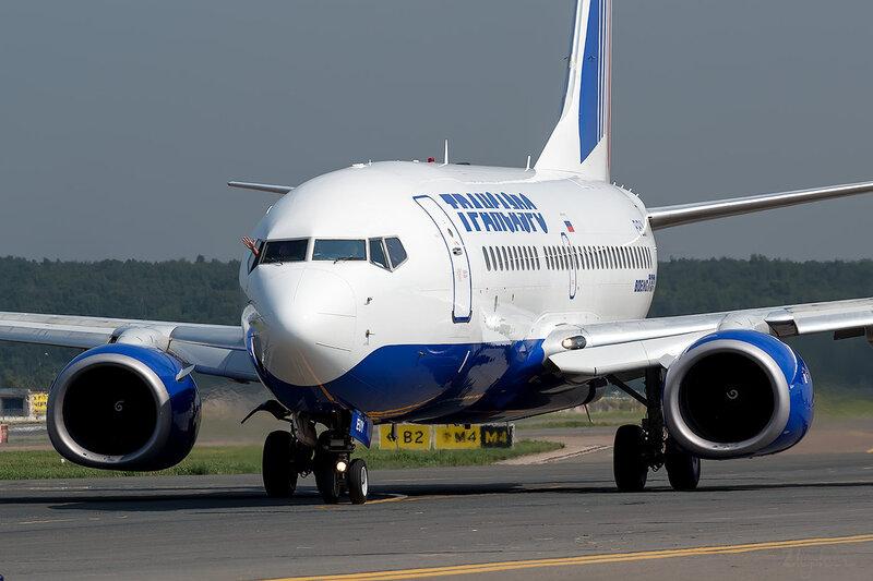 Boeing 737-7Q8 (EI-EUY) Трансаэро D801484