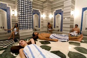 Турецкие бани — в чём польза для здоровья?