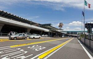 Аэропорт Рима восстановил свою работу после пожара