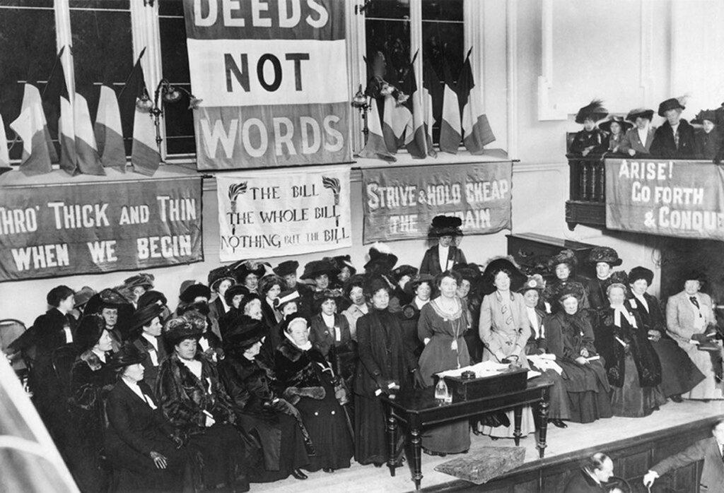 Женский социально-политический союз