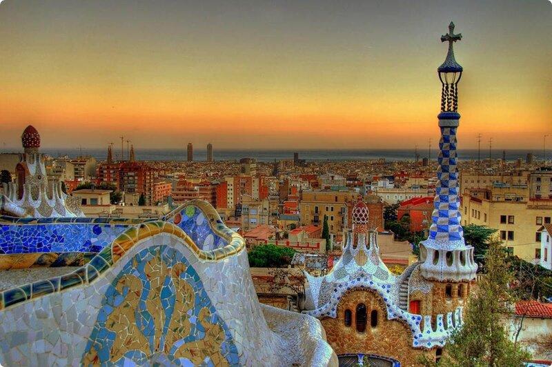 Через 20 минут вылетаю в Барселону