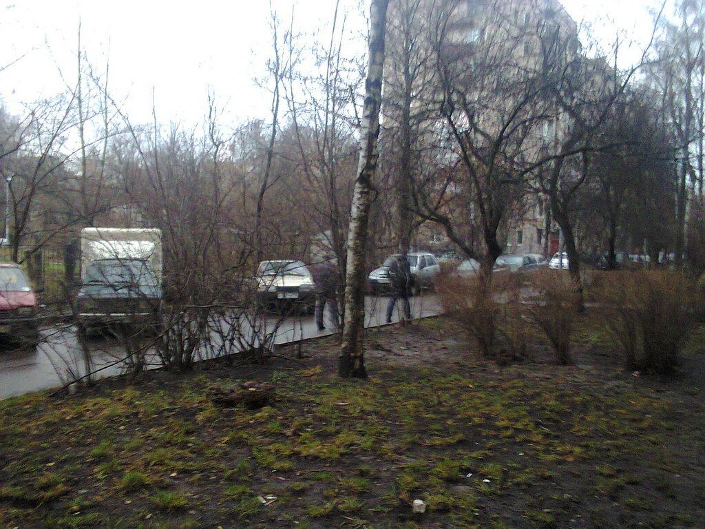 Спринтерские гонки на Пулковской улице... Однако ложные вызов был оплачен, пусть и с нюансами.