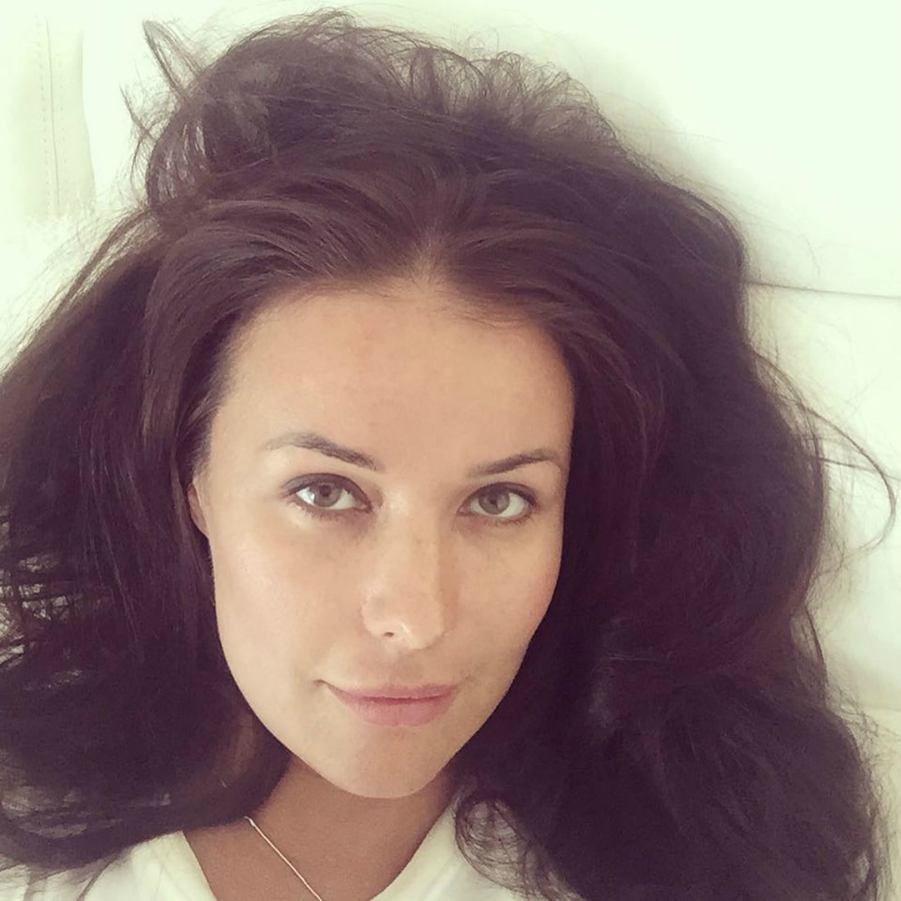 Оксана Федорова без макияжа выглядит моложе
