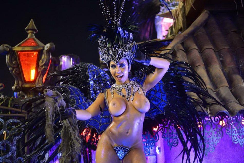Порно с карнавала в рио де жанейро утешение!