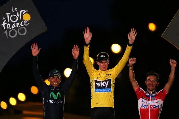 Найро Кинтана, Тур де Франс, Хоаким Родригес, Кристофер Фрум, Альберто Контадор
