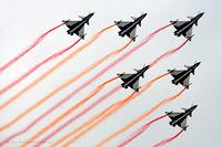МАКС-2013: пилотажная группа 1 Августа