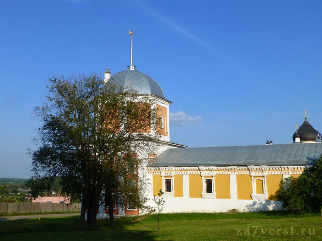 Вознесенская Данилова пустынь (Московская область, с. Талеж)