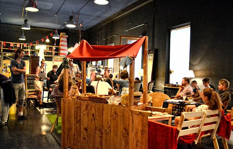 АнтиКафе в Питере