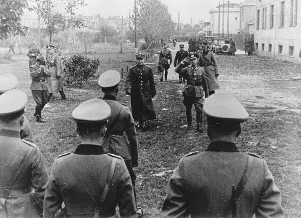 Вторжение Германии в Польшу во Второй Мировой войне