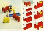 Дома, здания из конструктора Lego, 14 схем сборки