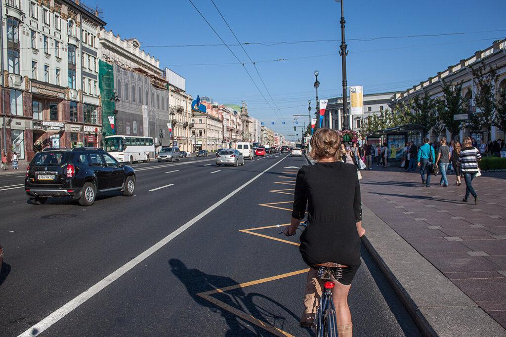 Велопробег с КРТИ. Фото: © Павел 'PaaLadin' Семёнов
