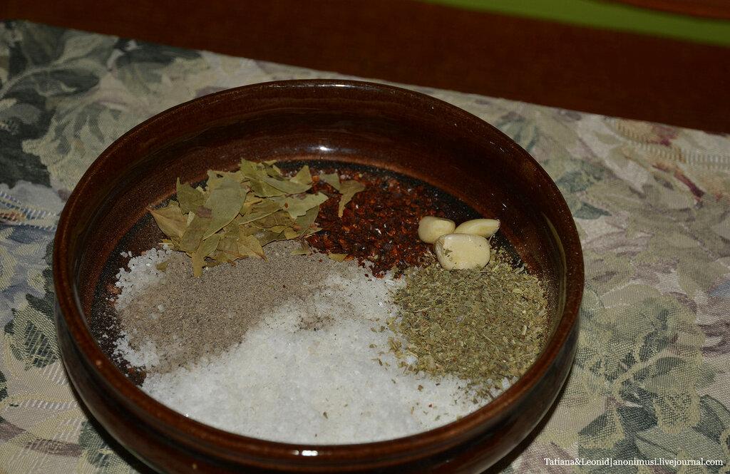 Рецепт засолки вкусного сала