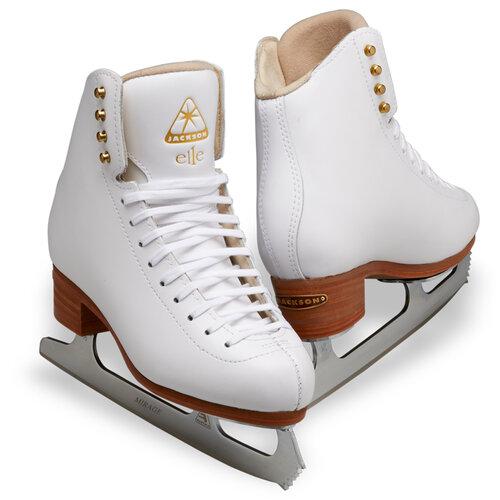 Профессиональные фигурные коньки Jackson DJ2130 Elle (Канада)