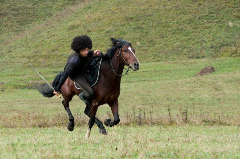 штабе картинки джигитов на коне этот период эмбер