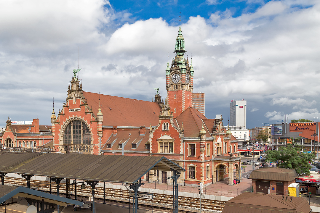 Гданьский вокзал