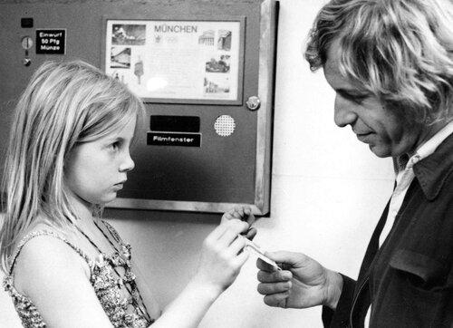 Alice In Den Stadten Кадр из фильма Алиса в городах 1974 года