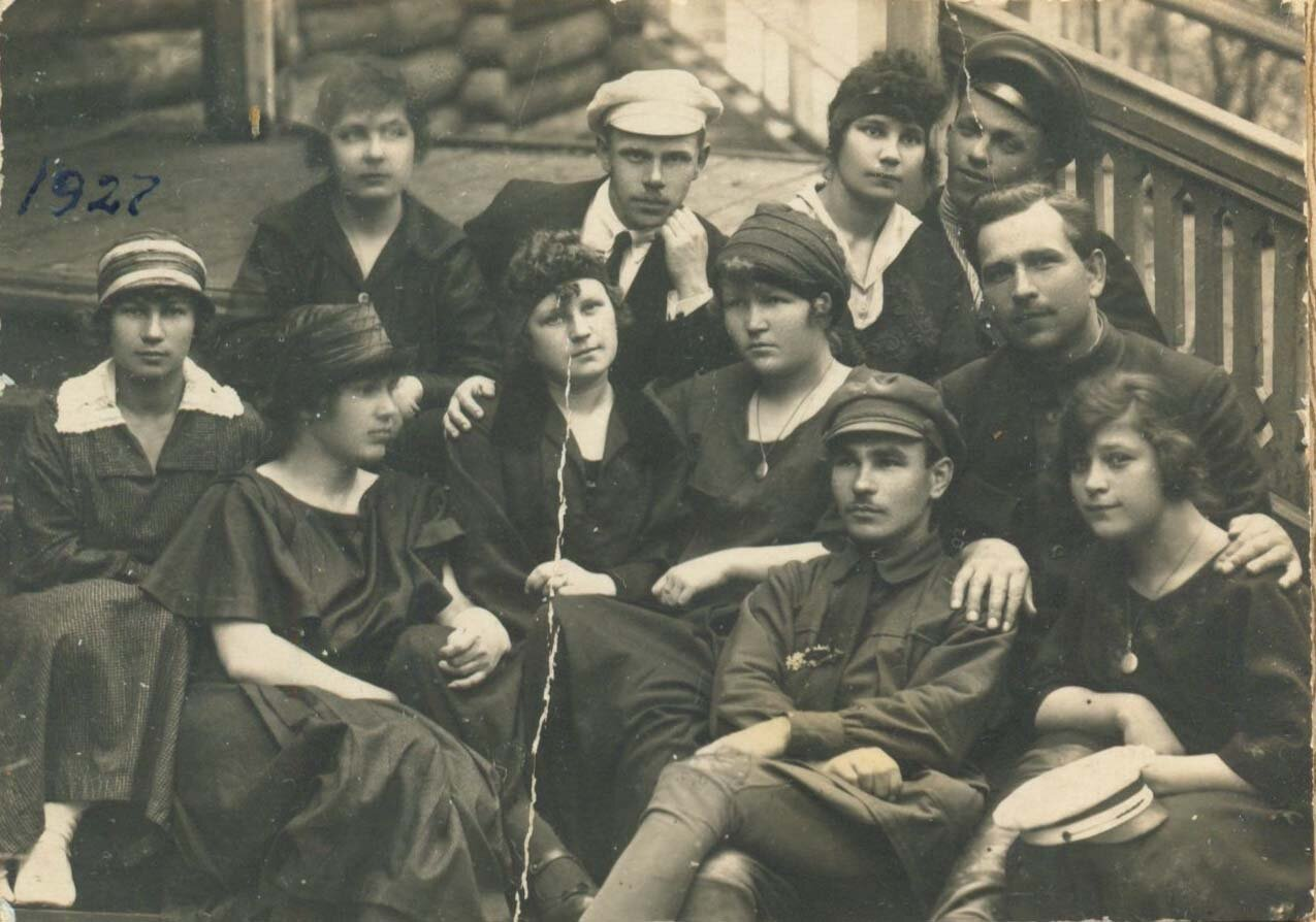 1927 г. Солигалич