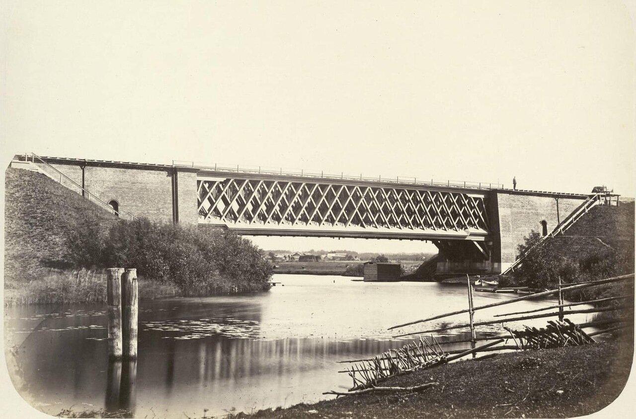 16.Мост Николаевской железной дороги