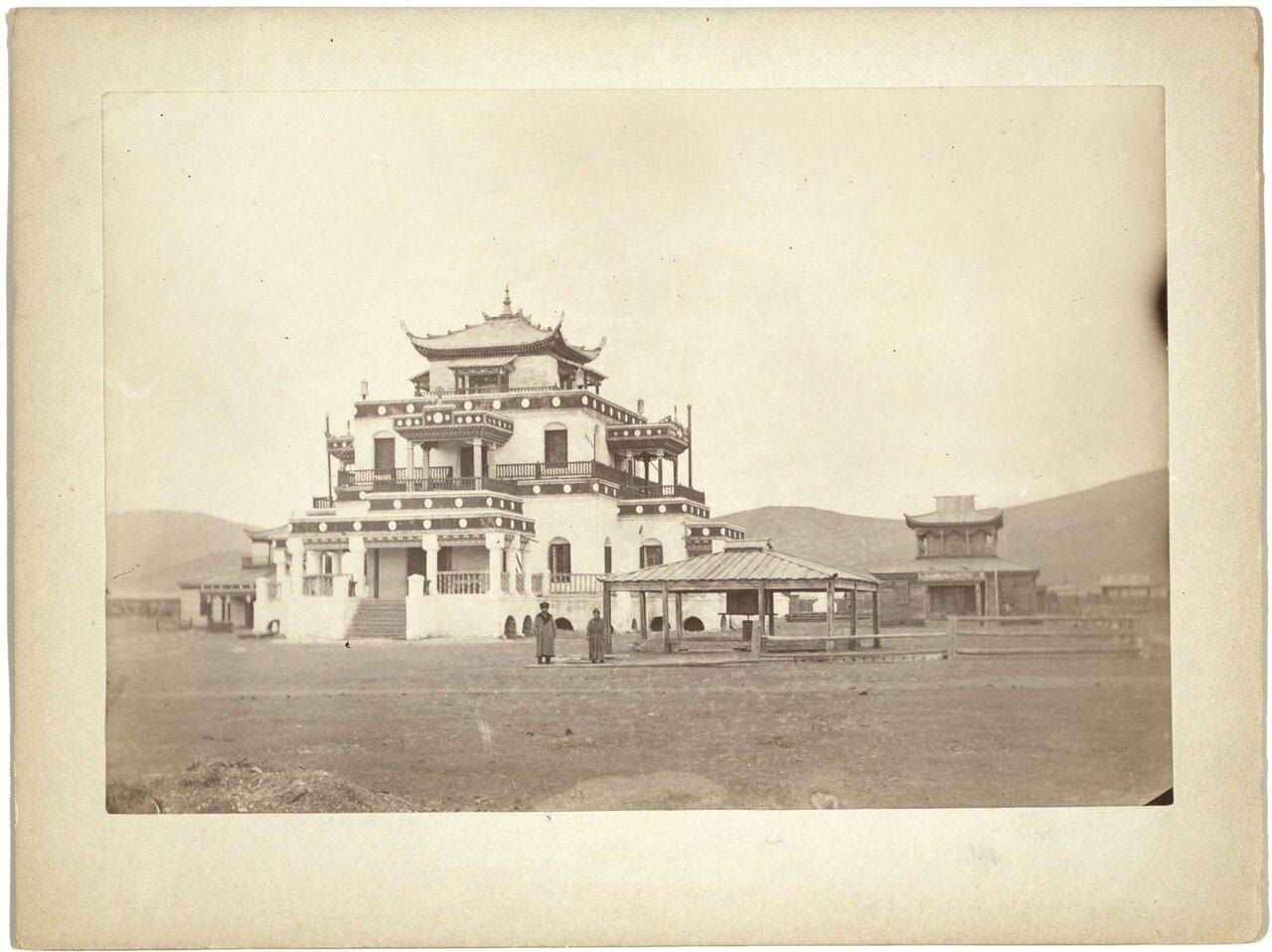 Буддийский дацан, Забайкалье