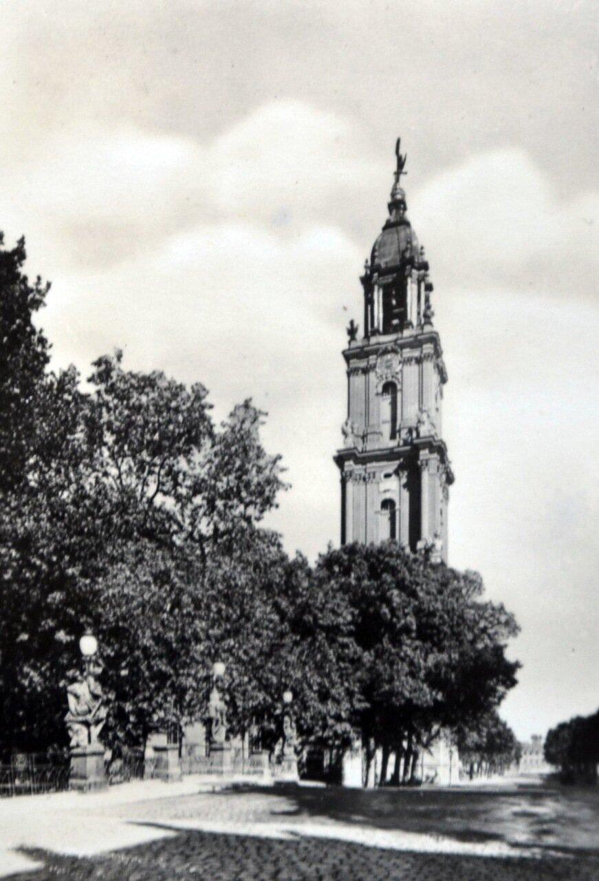 Потсдам. Гарнизонная церковь, май 1933