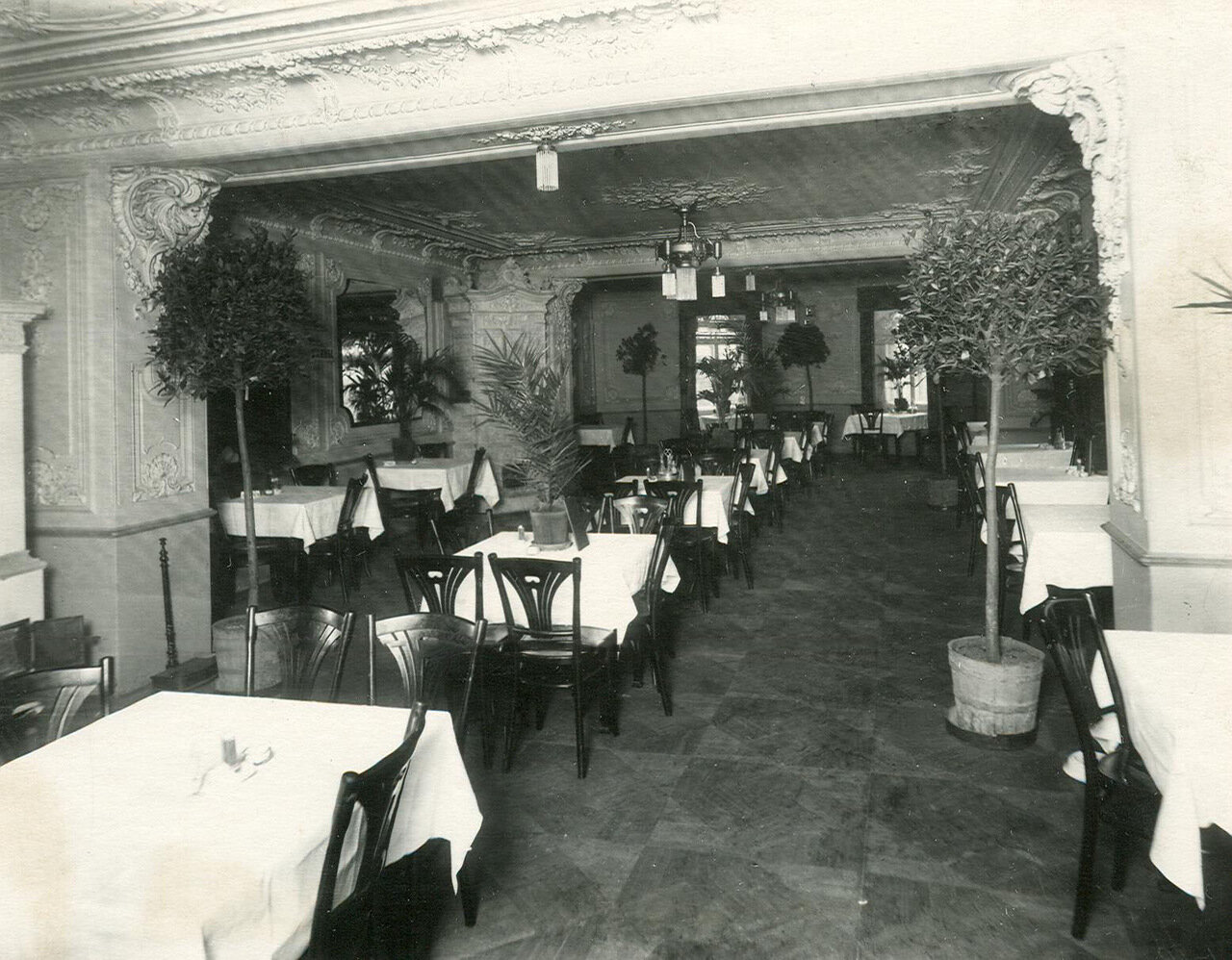 Ресторан В.М.Федорова (Екатерининская ,8)