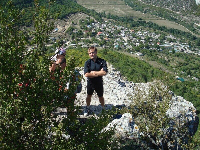 Велопоход, Крым