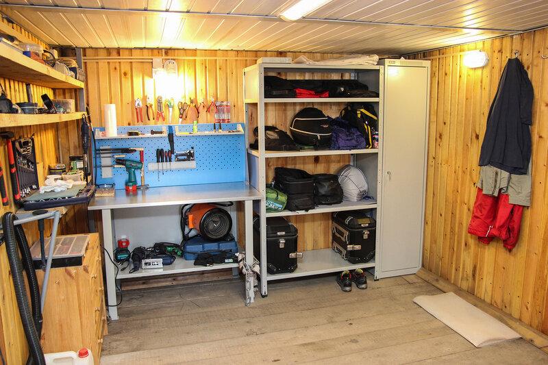 Обустройство гаража своими руками как оборудовать гараж 47