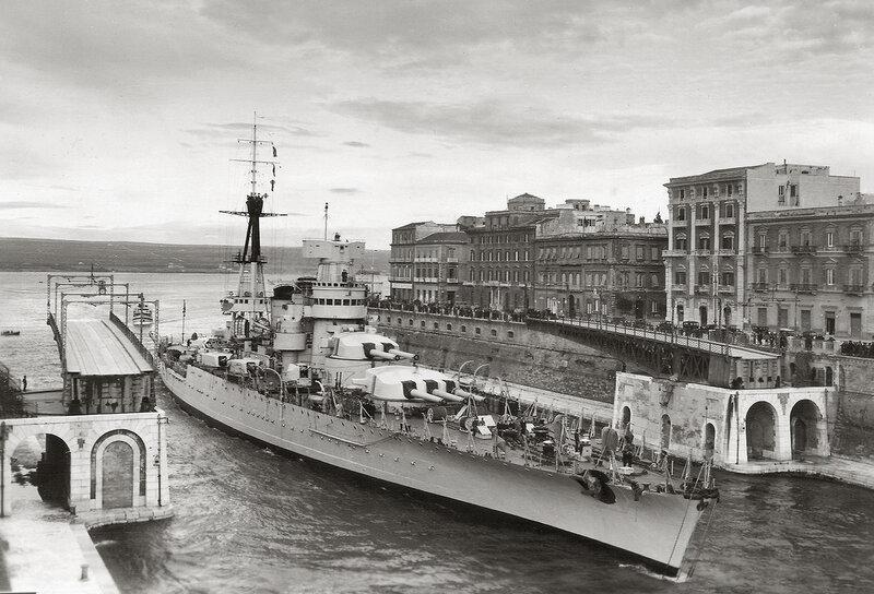 """Линейный корабль """"Giulio Cesare"""""""