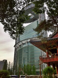 Jongno Tower in Seoul