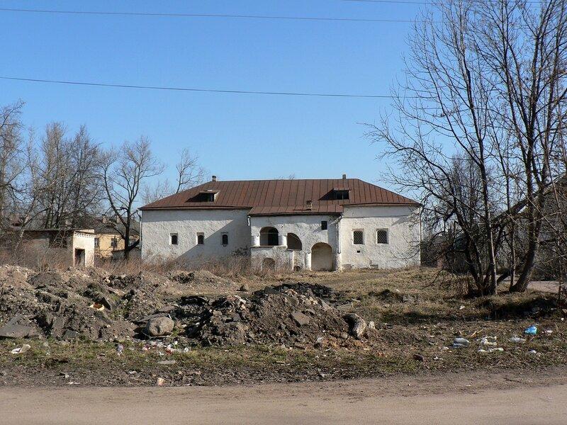 Солодежня в Пскове (март 2007)