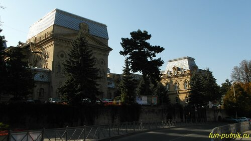 Город Кисловодск, Государственная филармония