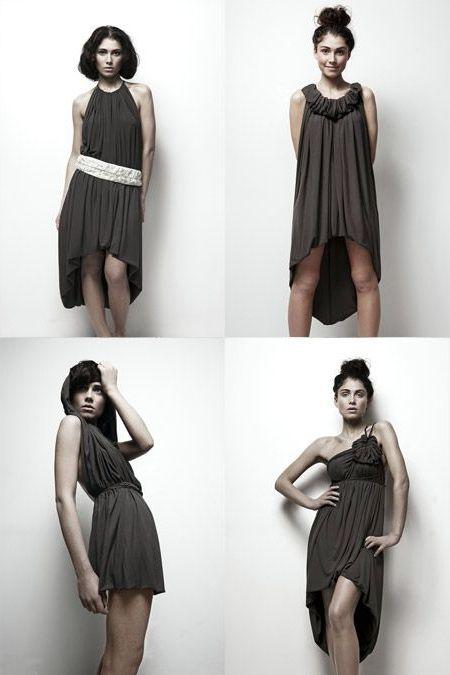 Чудо-платье на любой случай