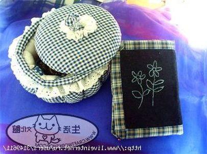Как сделать своими руками корзинку из ткани